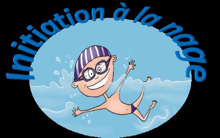 initiation a la nage