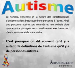 1 Autisme autiste