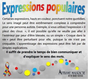 2 expression populaire
