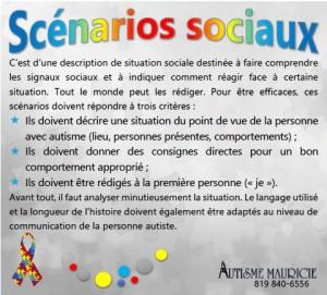 5 Sénarios sociaux