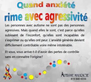9 Anxiété agressivité